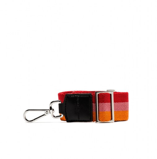 3 STRIPES ORANGE SHOULDER STRAP