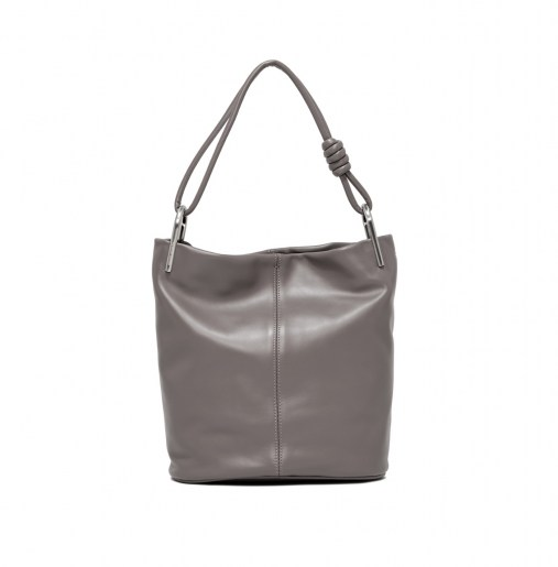IONE LARGE BEIGE SHOULDER BAG